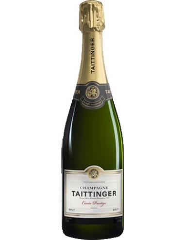 Champagne Cuvée Prestige Brut - Taittinger - Chai N°5