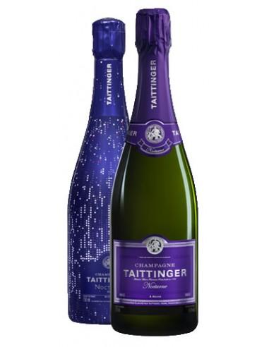 Champagne Taittinger Nocturne Sec - Chai N°5