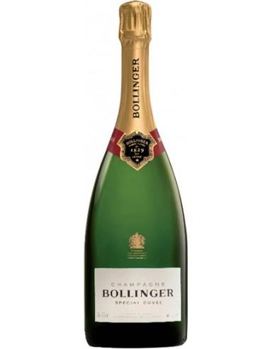 Champagne Bollinger Spécial Cuvée Brut Jéroboam - Chai N°5