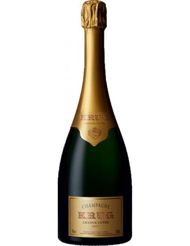 Grande Cuvée - Brut - Champagne Krug - Chai N°5