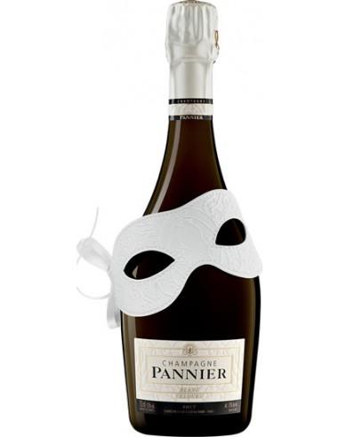 Velours Blanc - Brut - Champagne Pannier