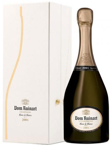 champagne ruinart millesime 2004