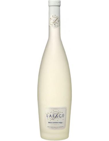 Vin Blanc Comme Neige Muscat de Noël 2017 - Maison Lafage - Chai N°5