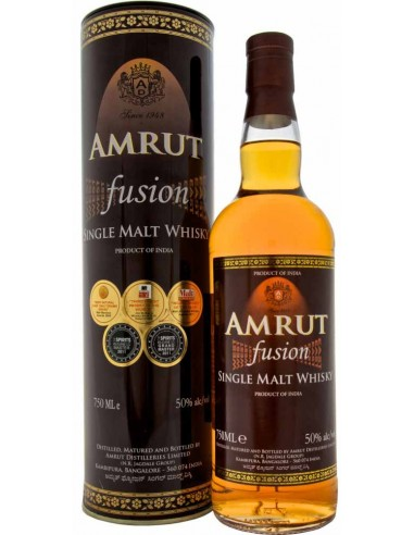 Amrut - Fusion - Single Malt - Chai N°5