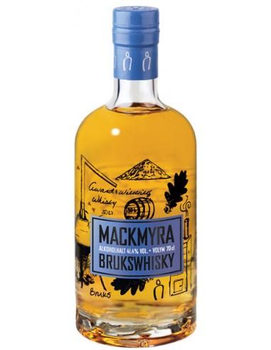 Mackmyra - Brukswhisky - Chai N°5