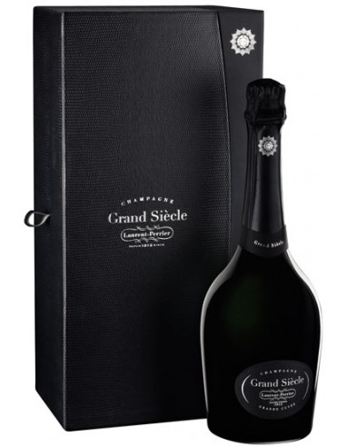 Grand Siècle en Coffret - Brut - Laurent Perrier