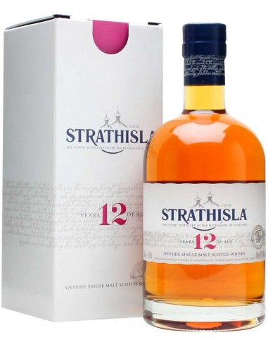 Strahisla - 12 ans - Single Malt - Chai N°5