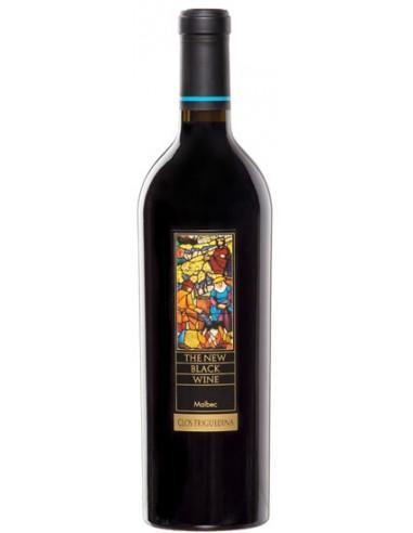 Vin The New Black Wine 2011 - Jean-Luc-Baldès - Chai N°5