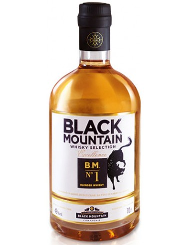 Black Mountain N°1 - Excellence Blended