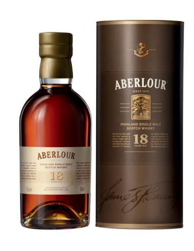 Whisky Aberlour 18 ans 50 cl - Chai N°5
