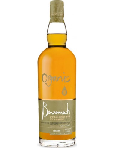 Organic - Single Malt - Benromach - Chai N°5