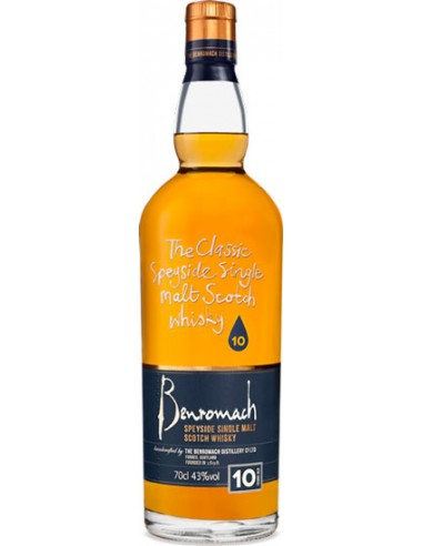 10 ans - Single Malt - Benromach - Chai N°5