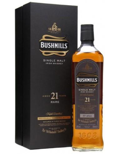 21 ans - Rare - Bushmills - Chai N°5