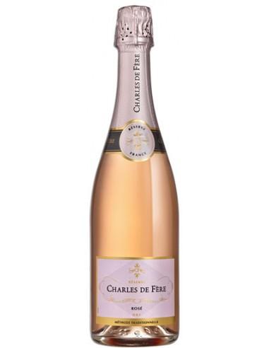 Charles de Fère Rosé Dry Méthode Traditionnelle - Chai N°5
