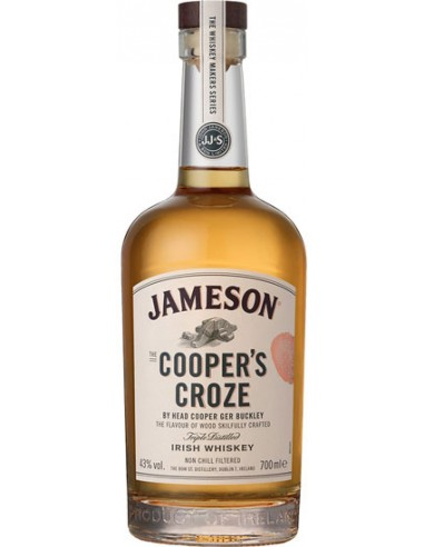 The Cooper's Croze - Jameson - Chai N°5