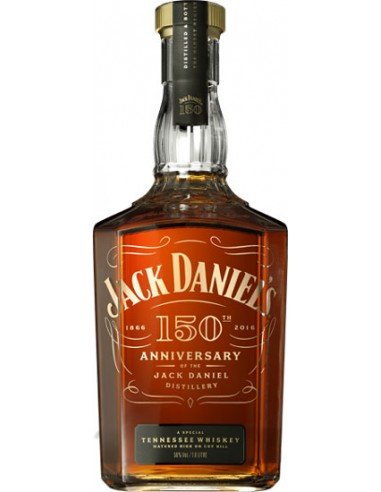 150 Anniversary - Jack Daniel's - Chai N°5