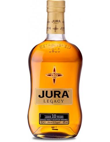 Whisky Jura Legacy 10 ans - Chai N°5