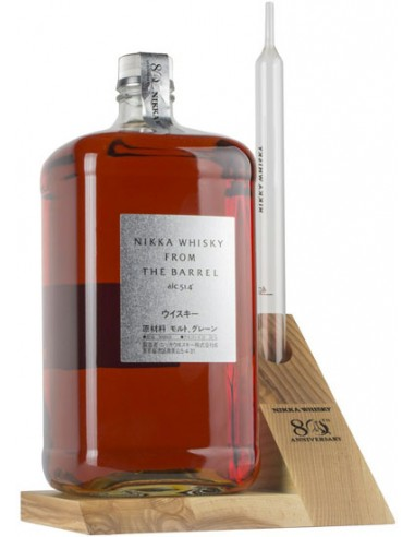 From the Barrel - 3 L - Nikka - Chai N°5