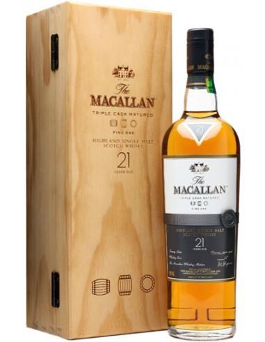 Macallan 21 ans Fine Oak - Chai N°5