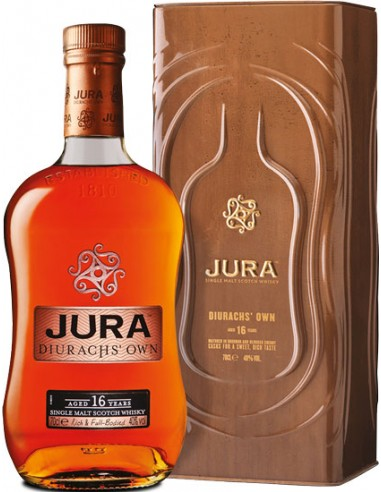 Whisky Jura Diurach's Own 16 ans - Chai N°5
