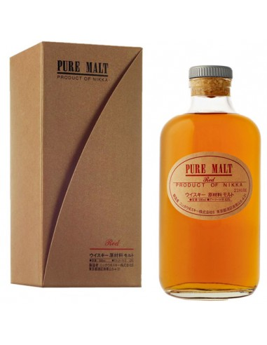 Nikka Red - Pure Malt - Chai N°5