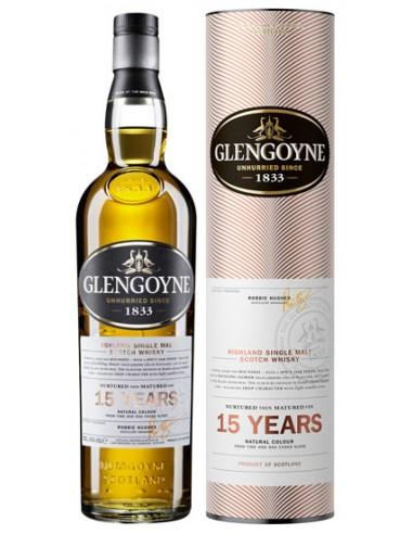 Whisky Glengoyne 15 ans Single Malt - Chai N°5