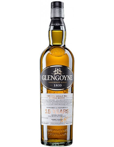 15 ans - Single Malt - Glengoyne - Chai N°5