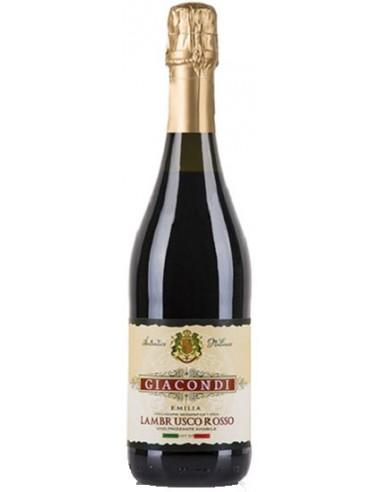 Lambrusco Rouge Giacondi - Emilia IGT - Chai N°5