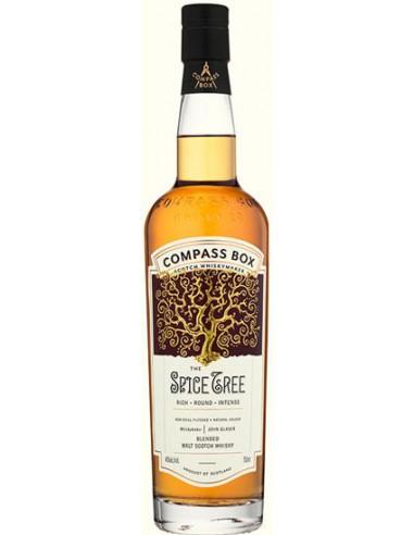 Spice Tree - Compass Box - Chai N°5