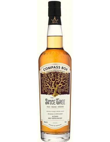 Spice Tree - Compass Box - Chai N°5