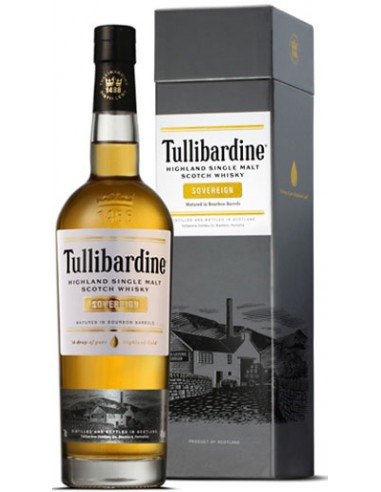 Sovereign - Single Malt - Tullibardine - Chai N°5