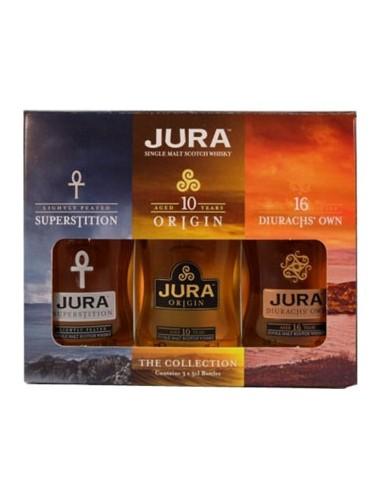 Coffret 3 bouteilles 5 cl - Jura - Chai N°5