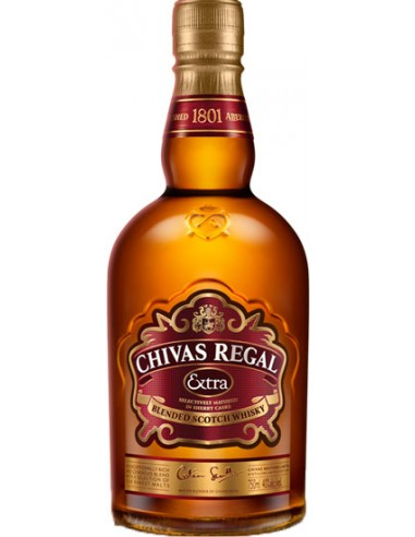 Chivas Regal Extra - Chai N°5
