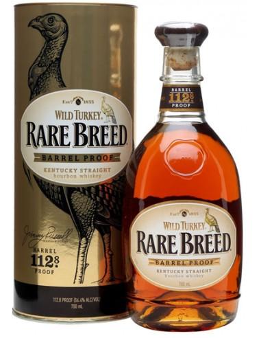 Bourbon - Rare Breed - Wild Turkey - Chai N°5