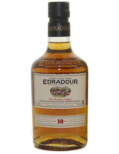 Single Malt - 10 ans - Edradour - Chai N°5