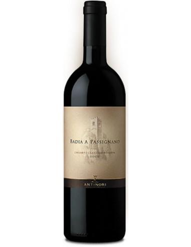 Vin Badia A Passignano 2008 - Antinori - Chai N°5