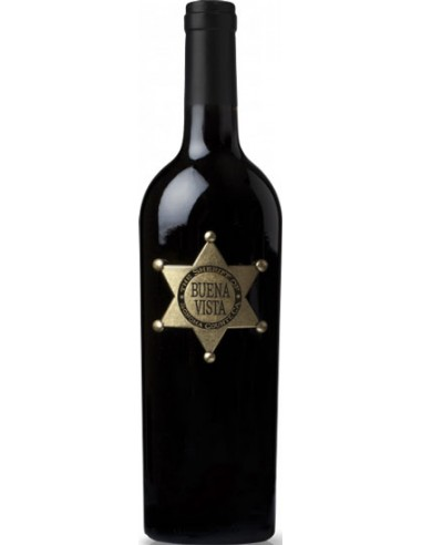 Vin Sheriff Legendary Badge 2015 - Buena Vista - Chai N°5