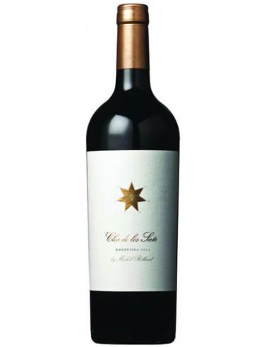 Vin Clos de Los Siete 2018 - Michel Rolland - Chai N°5