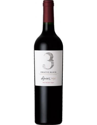 Vin Creative Block 3 2014 - Spier - Chai N°5