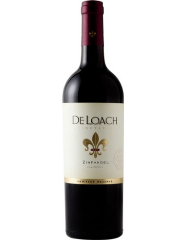 Vin California Zinfandel 2015 - DeLoach - Chai N°5