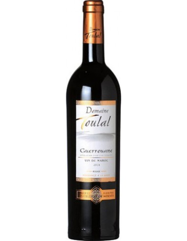 Cuvée Nouria Rouge - 2015 - Domaine Toulal - Chai N°5