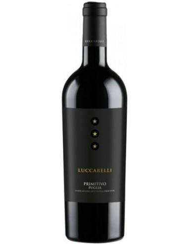 Vin Luccarelli Primitivo 2019 - Terre di Sava - Chai N°5
