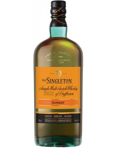 The Singleton of Dufftown - Sunray - Chai N°5