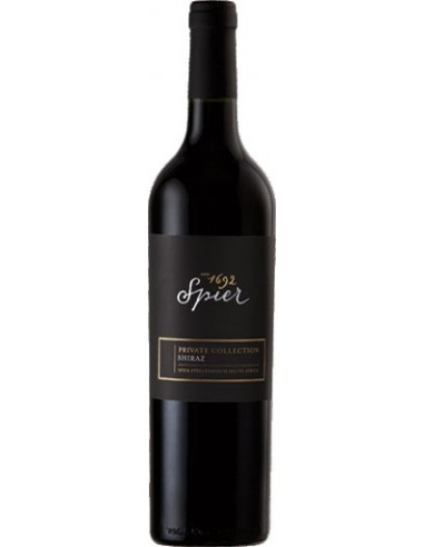 Private Collection Shiraz - 2011 - Spier - Chai N°5