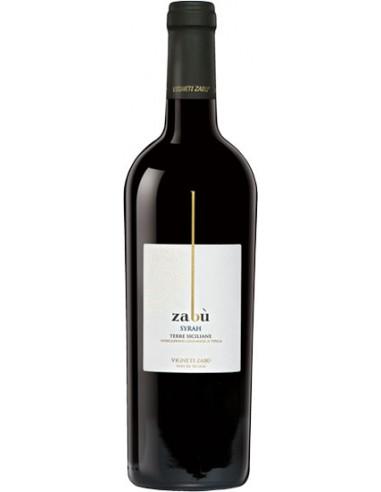 Vin Zabù Syrah 2018 Terre Siciliane - Chai N°5