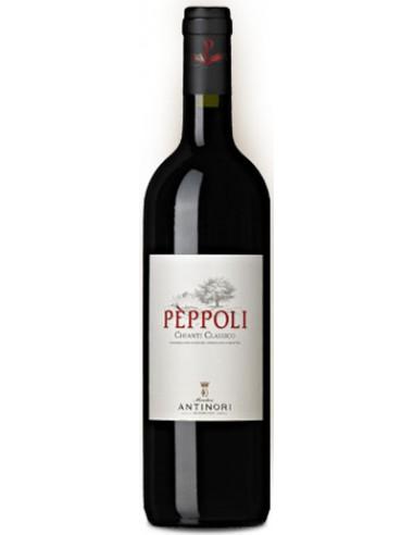Vin Pèppoli Chianti Classico 2017 - Antinori - Chai N°5