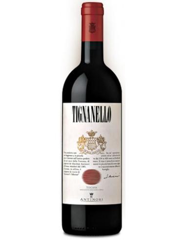 Vin Tignanello 2012 - Antinori - Chai N°5