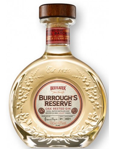 Beefeater Burrough's Reserve - Chai N°5