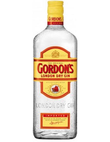 Gordon's London Dry Gin - Chai N°5