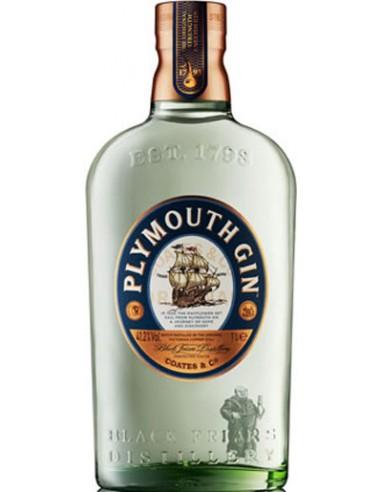 Plymouth Original Gin - Chai N°5